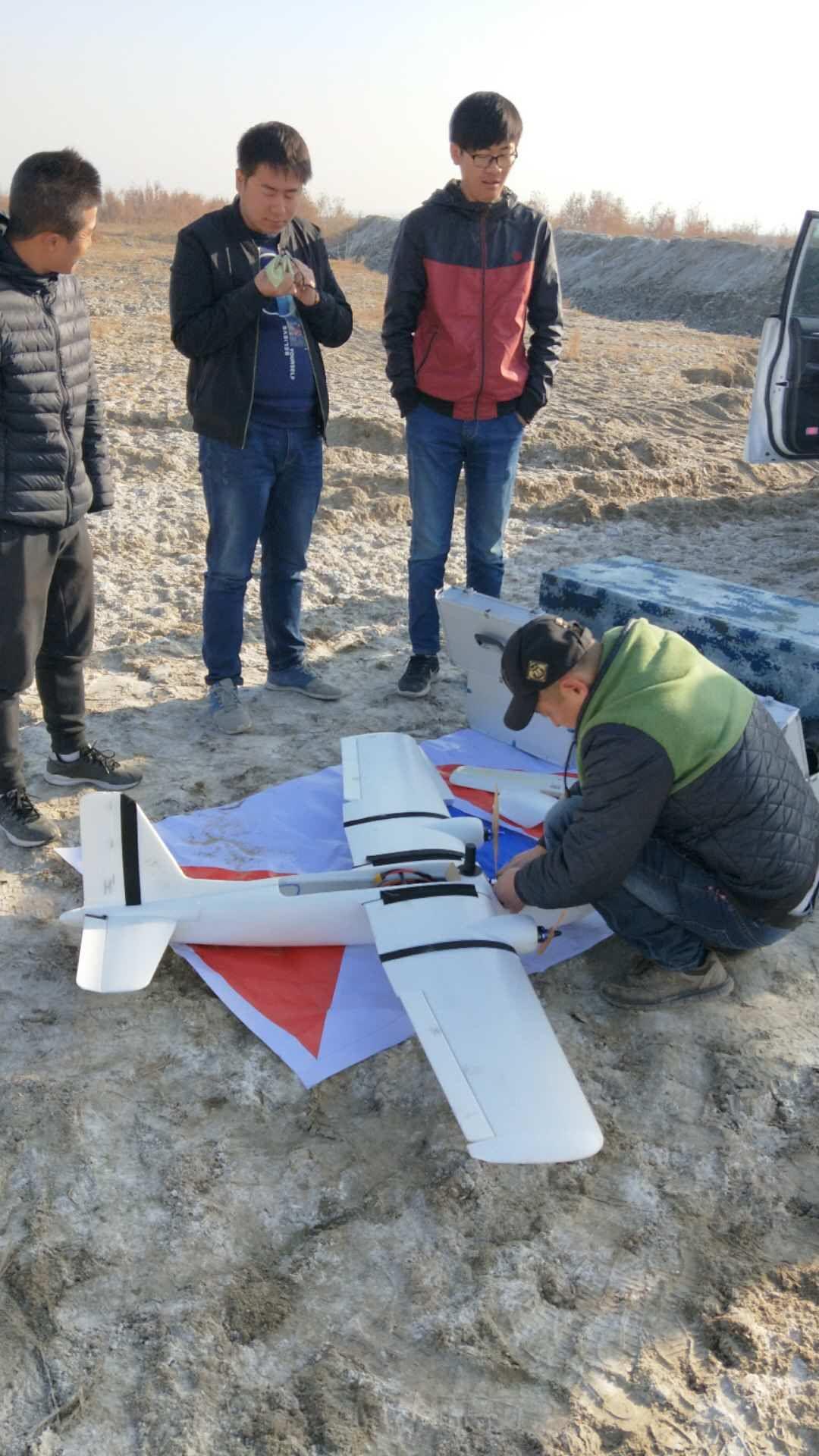 叶尔羌河流域防洪工程测绘
